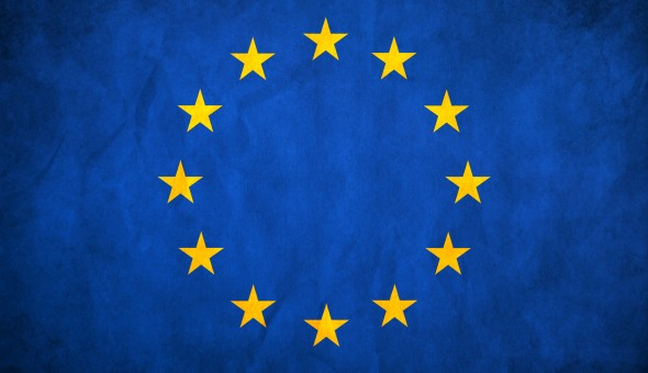 European_Union_Grunge_Flag_by_think0
