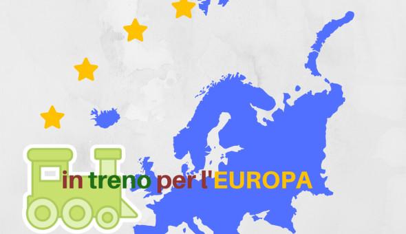 in treno per europa